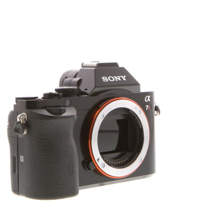 Sony Alpha a7R Mirrorless Digital Camera Body, Black {36MP} IR (Infrared) Color Converted