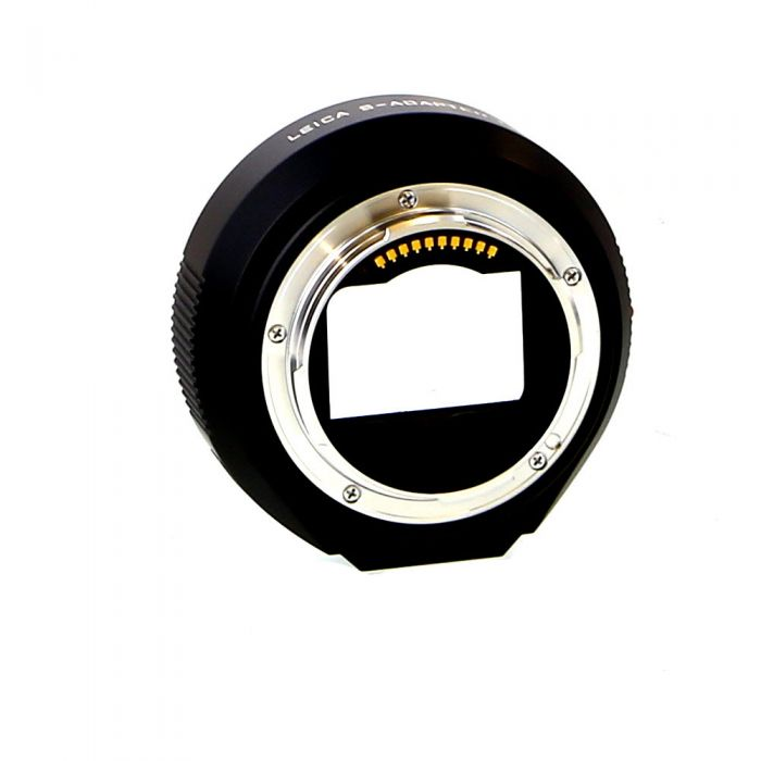 Leica S-Adapter L #16075 (S Lens to SL Camera)