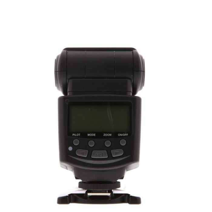 Altura Photo E-TTL Flash For Canon (AP-C1001) [GN223/68M] {Bounce, Swivel, Zoom}