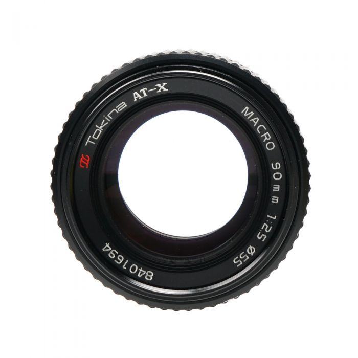 Tokina AT-X 90mm f/2.5 Macro with Macro Extender MF Lens for Pentax K-Mount {55}