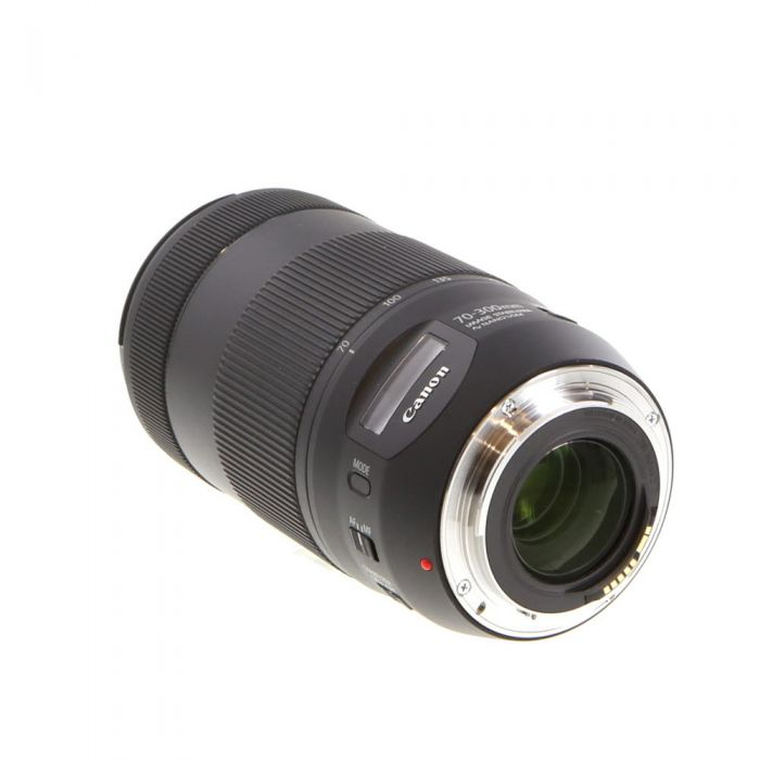 Canon 70-300mm f/4-5.6 IS II USM EF Mount Lens {67}