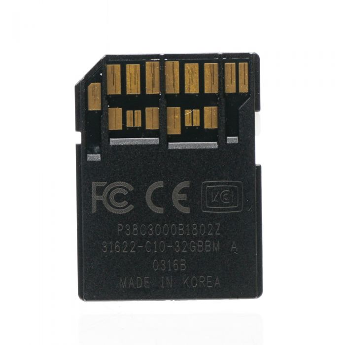 Lexar Pro 32GB 300 MB/S 2000X Class 10 UHS 3 SDHC II Memory Card