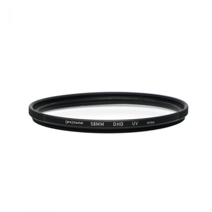 Promaster 58mm UV DHD Thin Filter