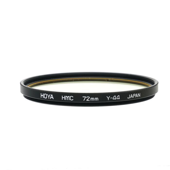 Hoya 72mm Yellow Y-44 HMC Filter