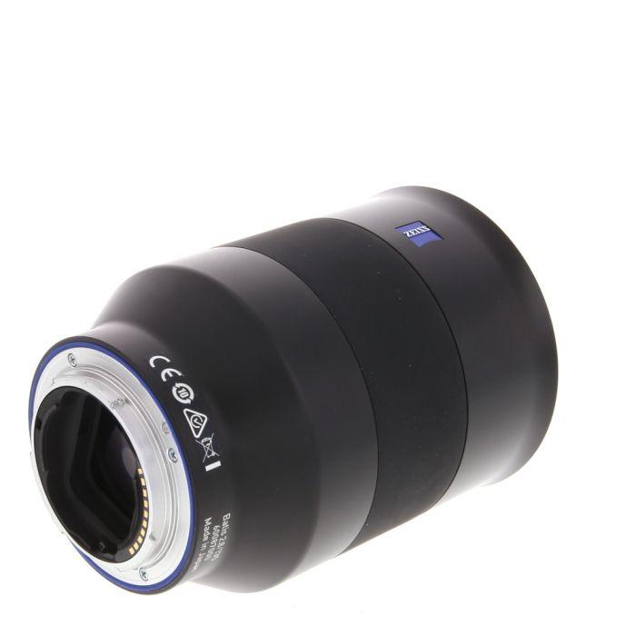 Zeiss Batis 135mm f/2.8 APO Sonnar T* Autofocus Lens for Sony E Mount {67}