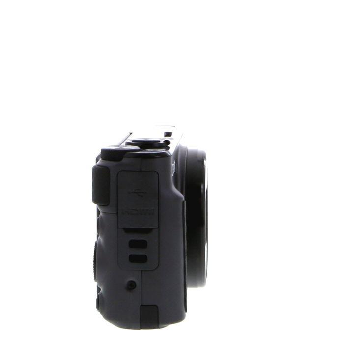 Canon Powershot SX730 HS Digital Camera, Black {20.3 M/P}