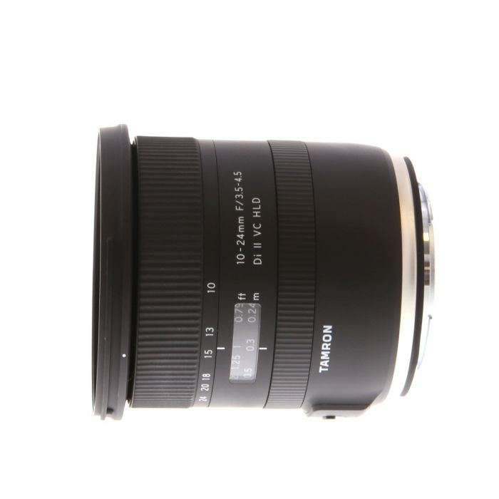 Tamron 10-24mm f/3.5-4.5 DI II VC HLD EF/S-Mount Lens for Canon APS-C DSLR {77} B023