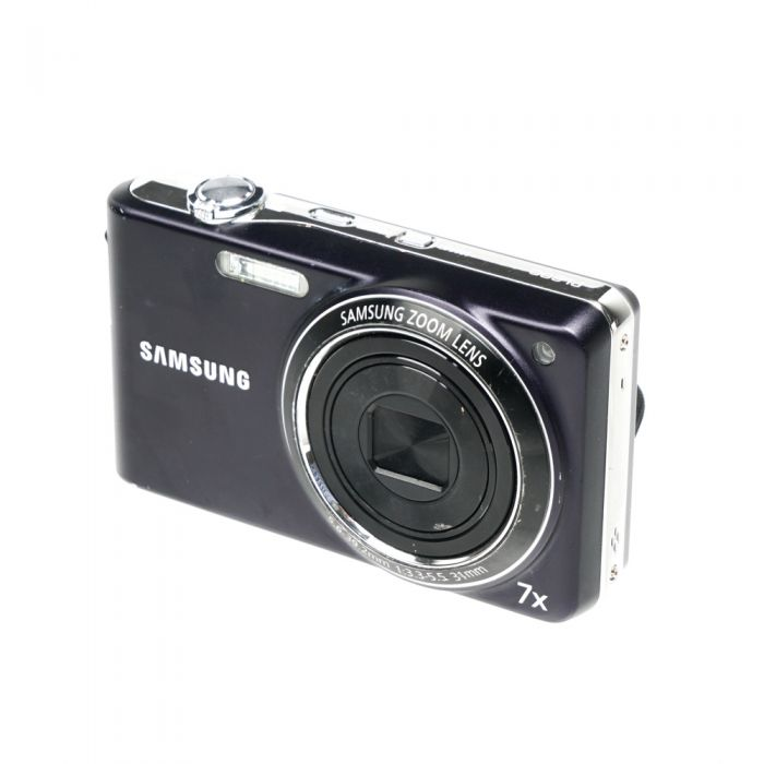Samsung PL200 Digital Camera, Black  {14.2MP}
