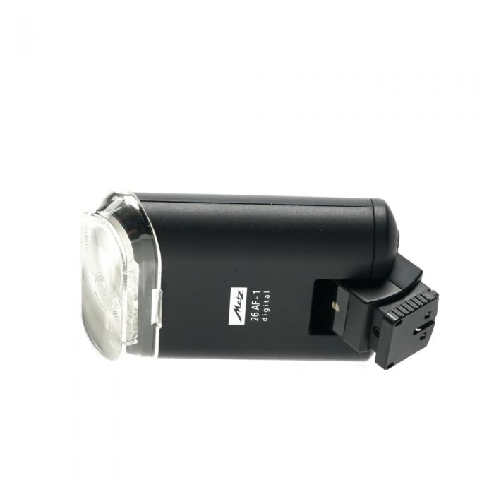Metz 26 AF-1 TTL Flash [GN85\'] {Bounce, Swivel, Zoom} (For Sony Digital Cameras With Multi-Interface Shoe)