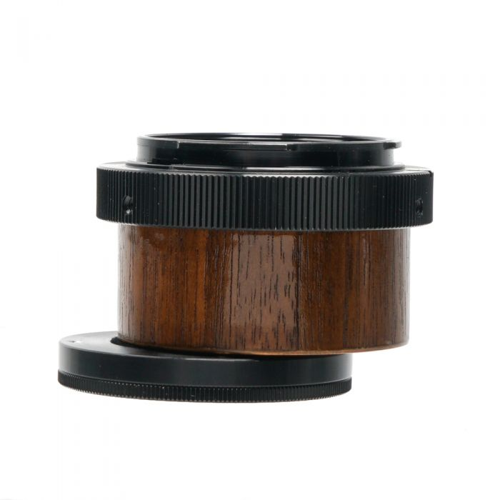 Finney Field Cameras 75mm Pinhole Turret Lens (F/65, F/161, F/227, F/321) with T-Mount Adapter for Pentax K Mount