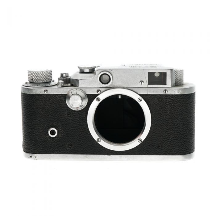 Shanghai 58 Type 2c 35mm Camera Body