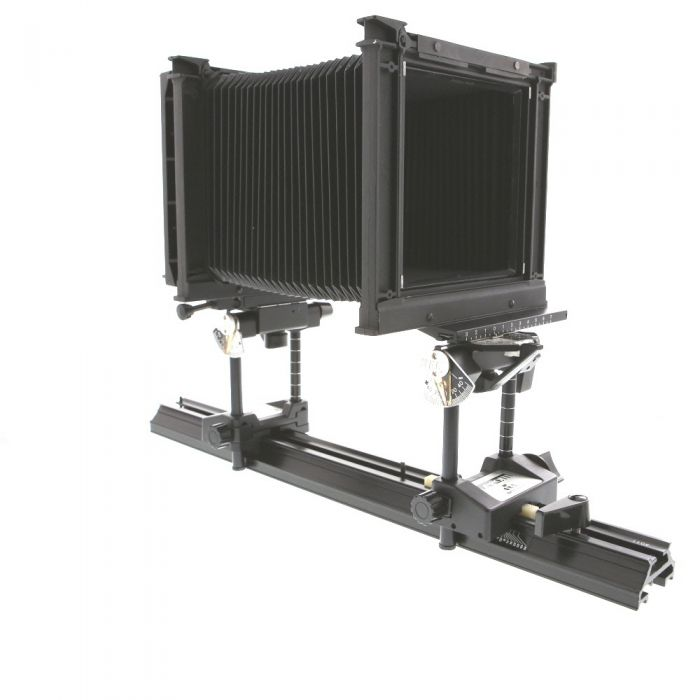 Lecom 4X5 View Camera Body (Same as Sinar Alpina)