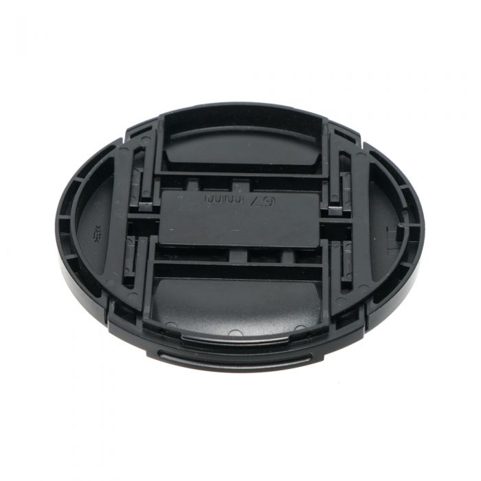 Panasonic 67mm Inside Squeeze Lumix Front Lens Cap for Micro Four Thirds
