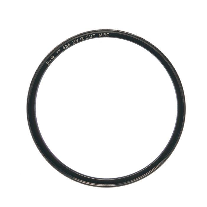 B+W 77mm UV IR Cut 486 MRC F-Pro Filter