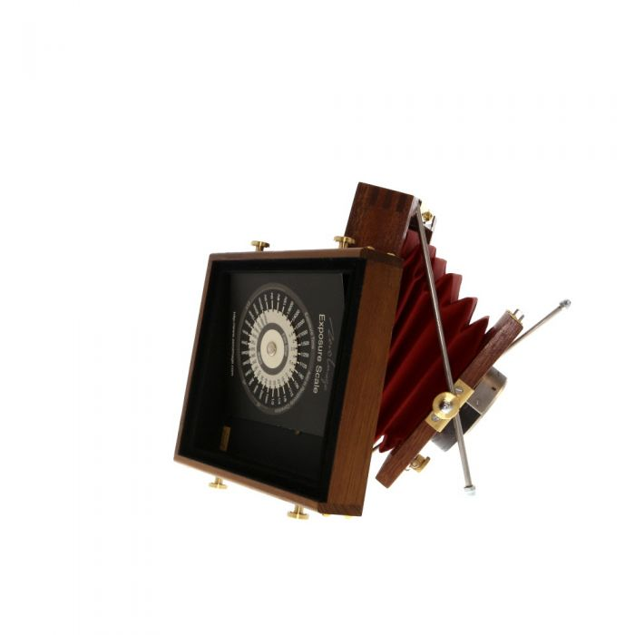Zero Image 4X5 Zero 75D Deluxe Version Wooden Pinhole Camera with 2x Zero 25E Extension Frames (Requires 4X5 Film Holder)