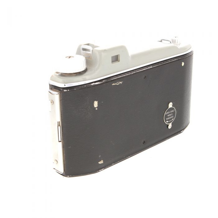 Kodak Tourist II Folding Camera with Kodet Lens in Flash Kodon Shutter