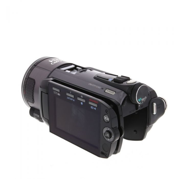 Canon Vixia HF S100 HD Video Camera {8.59 M/P}