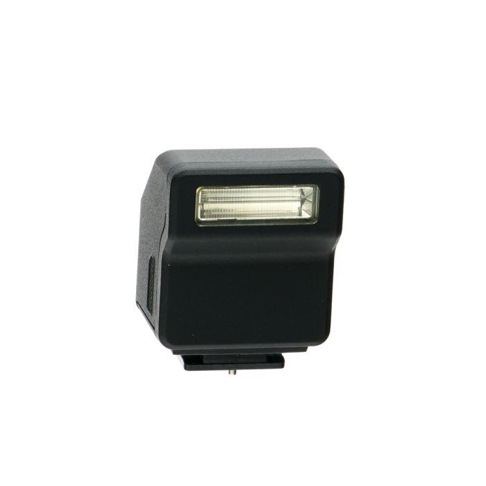 Panasonic Lumix DMC-GM5 Digital Camera, Red, With 12-32mm F/3.5-5.6 G Vario Aspherical Mega O.I.S. Lens, Black, External Flash {16 M/P}[37]