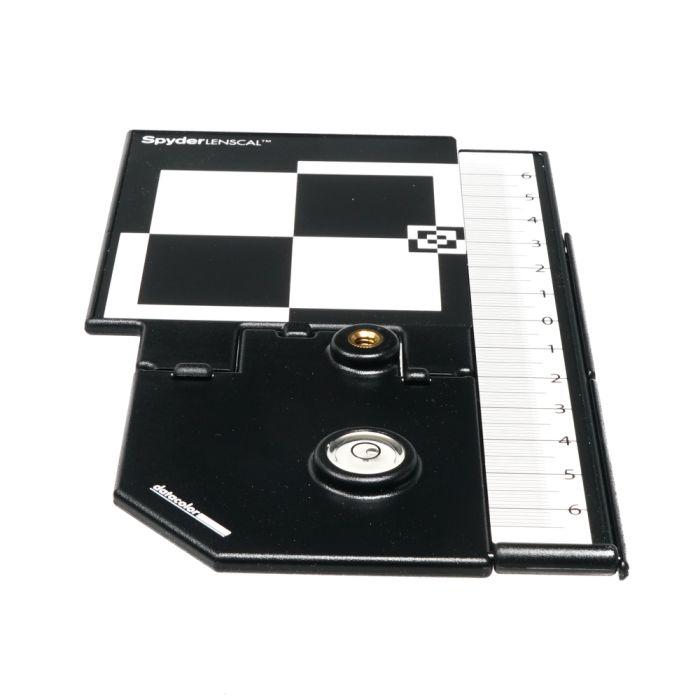 Datacolor Spyder LensCal Autofocus Calibration Tool SLC100