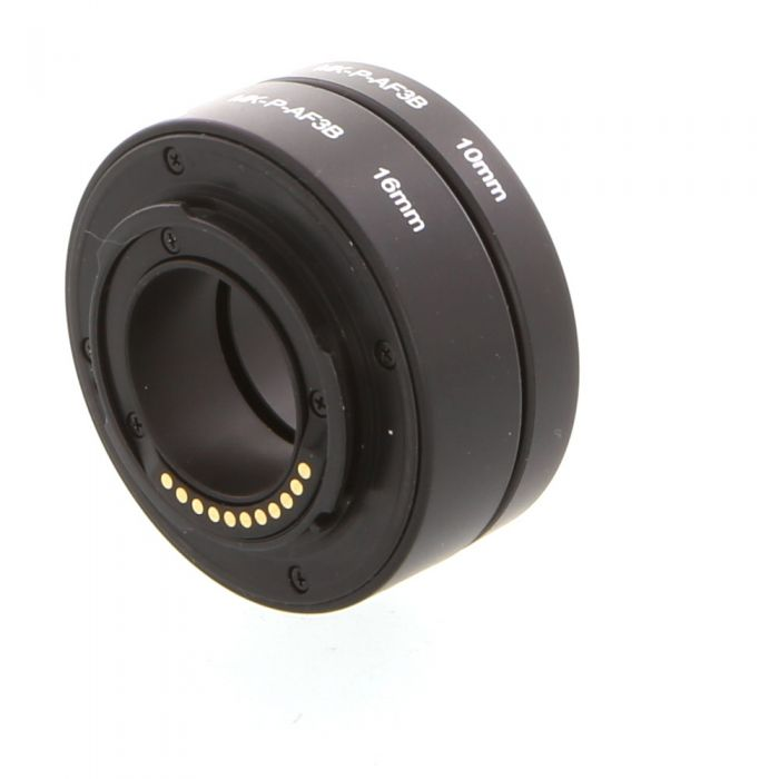 Miscellaneous Brand DG Extension Tube Set, 10mm & 16mm, For Micro Four Thirds Mount