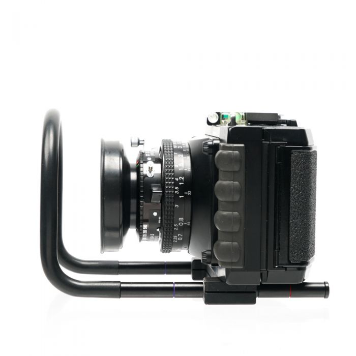 Horseman SW612 Panoramic Camera With 45mm F/4.5 Apo-Grandagon Lens without Center Filter, 6X12 Back, Finder with 45 Mask, Ground Glass