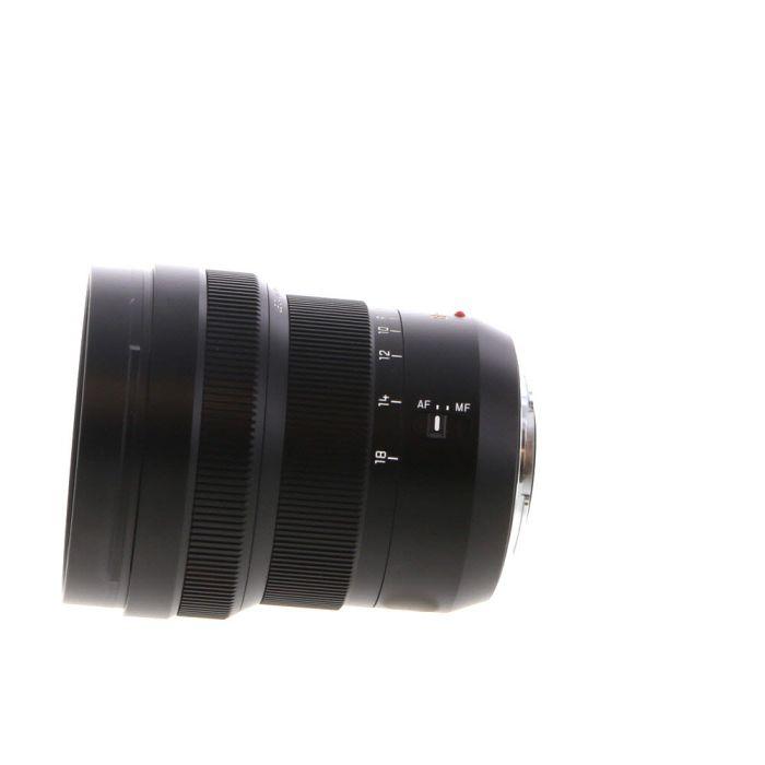 Panasonic Leica Lumix 8-18mm f/2.8-4 DG Vario-Elmarit Asph. AF Lens for Micro Four Thirds System, Black {67}