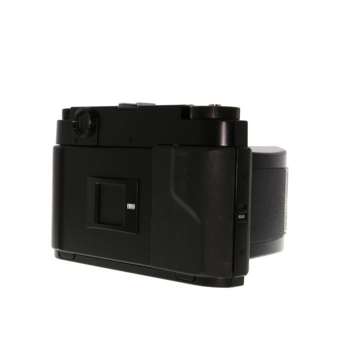 Fuji GF670 Professional Folding Medium Format Camera with 80mm f/3.5, Black