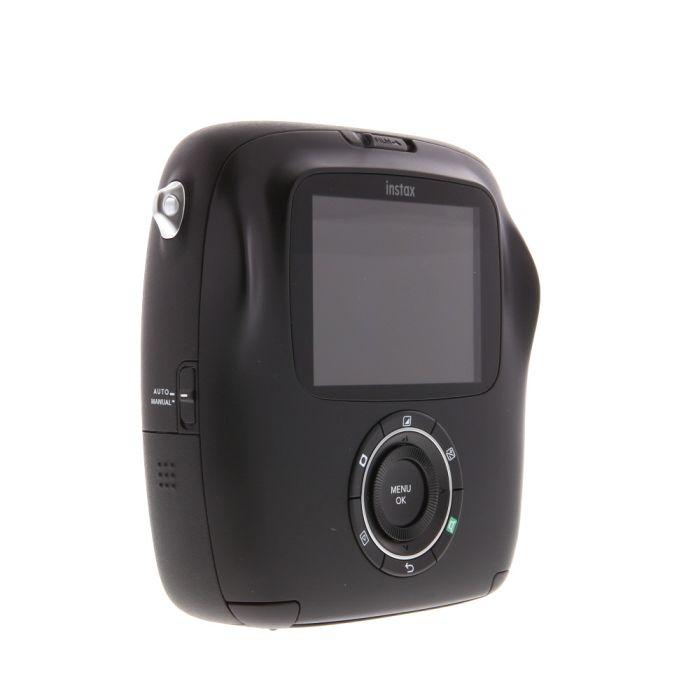 Fujifilm Instax Square SQ10 Hybrid Instant Camera, Black