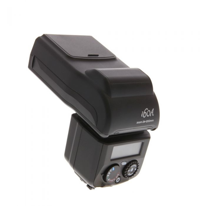 Nissin i60A Flash (ADI/P-TTL) for Camera with Sony Multi-Interface Shoe  [GN197] {Bounce, Swivel, Zoom}