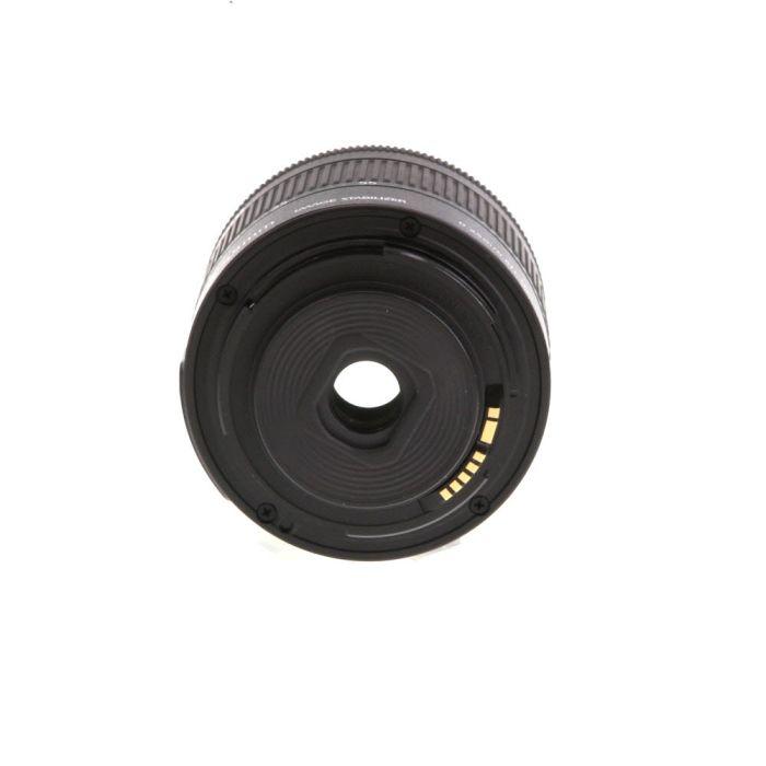 Canon EF-S 18-55mm f/4-5.6 IS STM Autofocus Lens for APS-C DSLR, Black {58}