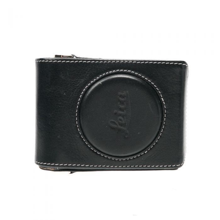 Leica C Black Leather Case 18790 with Strap
