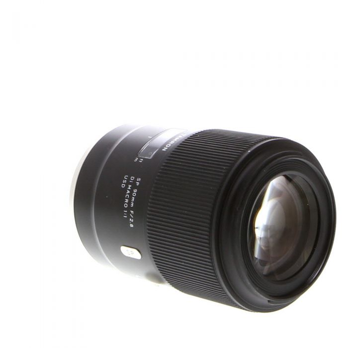 Tamron SP 90mm F/2.8 Macro DI VC USD 1:1 Lens for Sony Alpha Mount {62} F017S