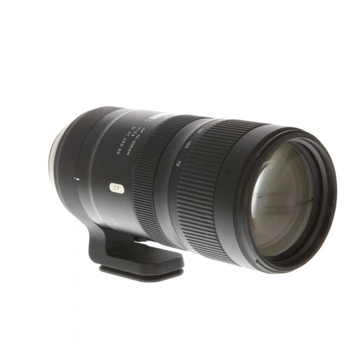 Tamron SP 70-200mm F/2.8 DI VC USD G2 (AFA025N) Autofocus Lens For Nikon {77}