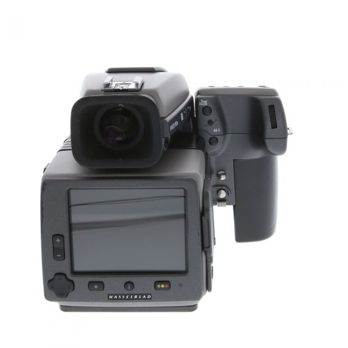 Hasselblad H4D-200MS Medium Format DSLR Camera Body {50MP} with HVD 90X Prism Finder