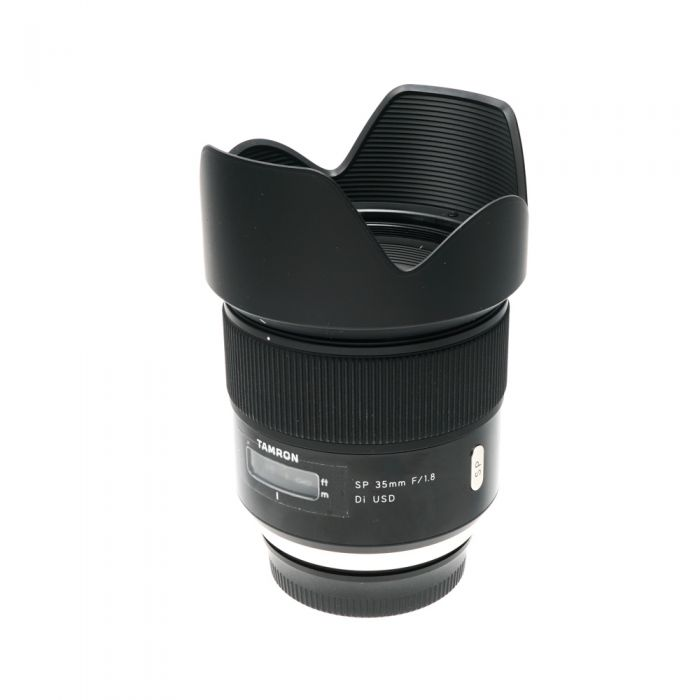 Tamron SP 35mm F/1.8 DI VC USD AF Lens for Sony Alpha Mount {67} F012