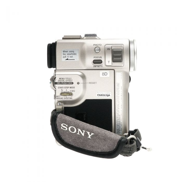 Sony DCR-PC1 Handycam Mini DV NTSC Digital Video Camera