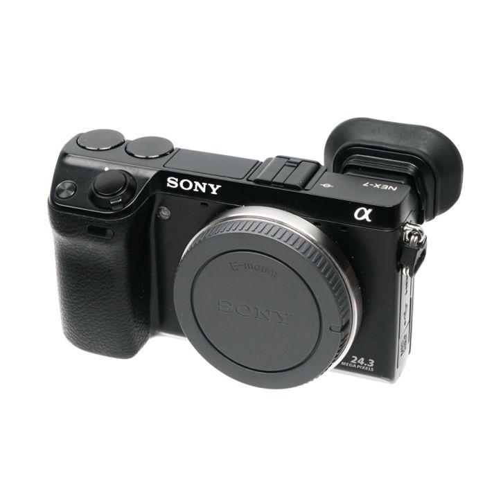 Sony NEX-7 Mirrorless Digital Camera Body, Black {24.3MP} Infrared (IR) Color Converted