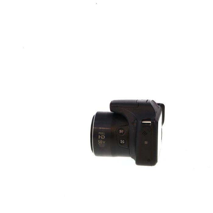 Canon Powershot SX540 HS Digital Camera, Black {20.3 M/P}