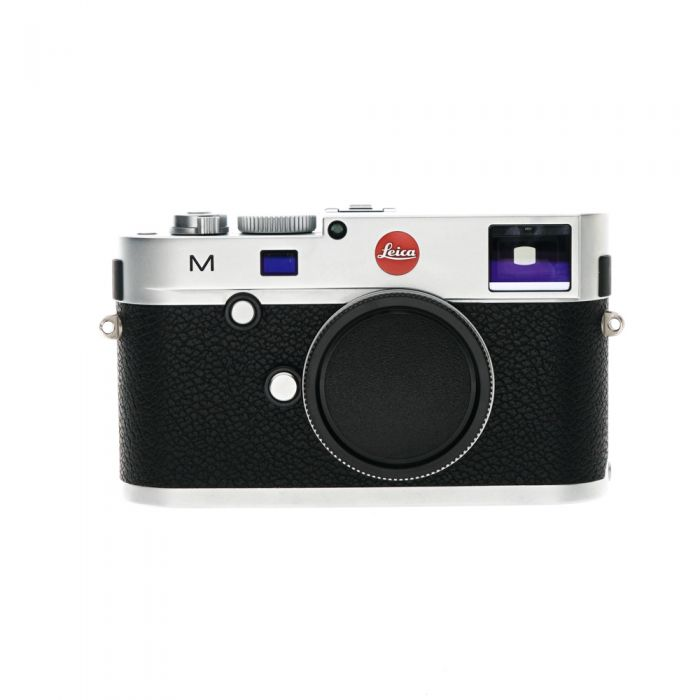 Leica M (Typ 240) 100 Years Anniversary Limited Edition Digital Camera Body, Silver Chrome {24MP} 10771