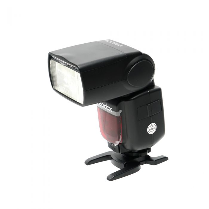 Godox TT600s Thinklite Flash for Camera with Sony Multi-Interface Shoe [GN197] {Bounce, Swivel, Zoom}