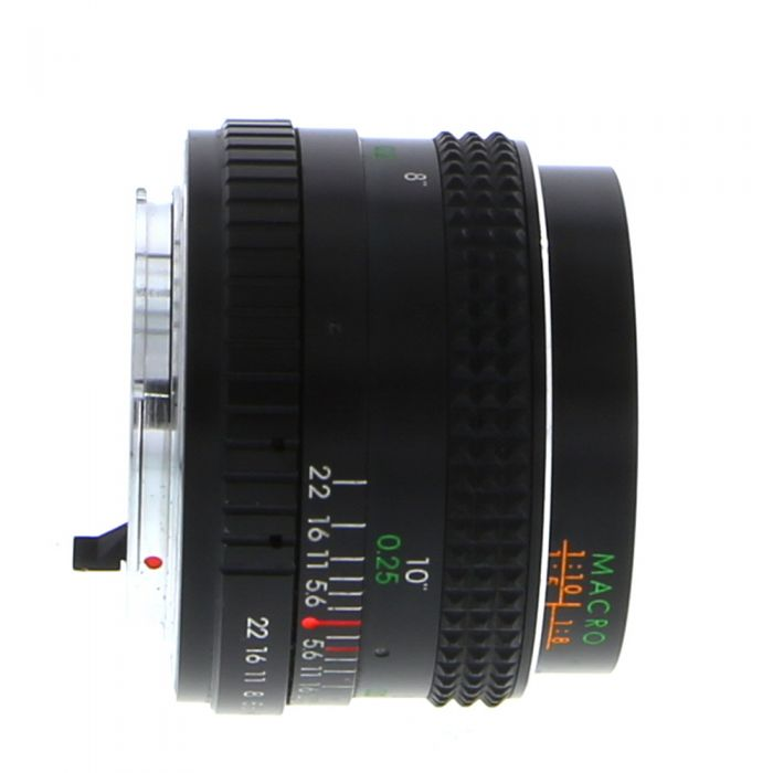 Albinar 28mm F/2.8 ADG Macro Manual Focus Lens For Pentax K Mount {52}