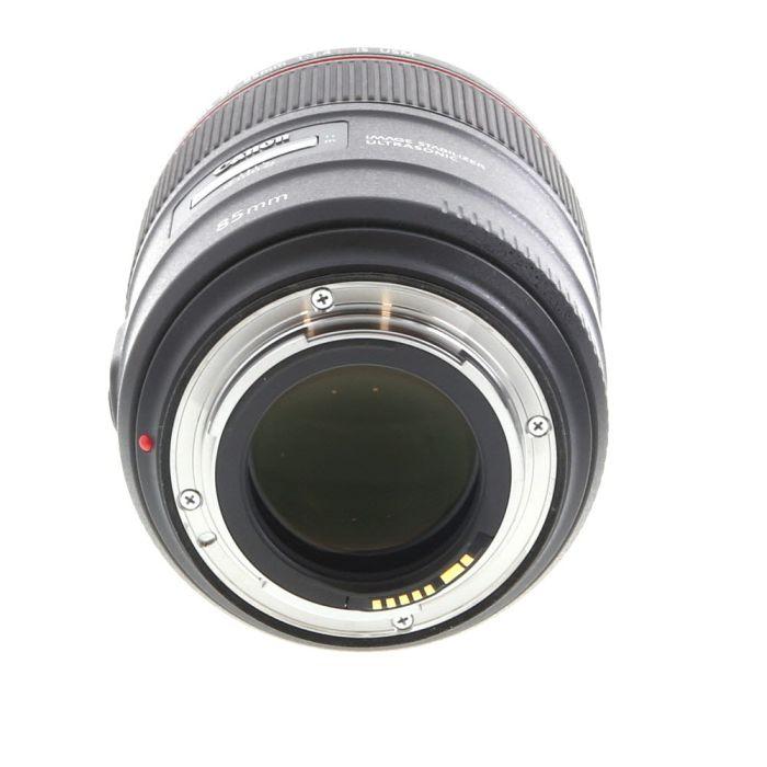 Canon 85mm f/1.4 L IS USM EF-Mount Lens [77]