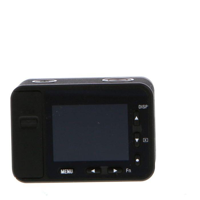 Sony RX0 Ultra-Compact Waterproof & Shockproof Camera, Black {20 M/P}