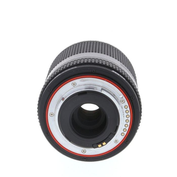 Pentax 55-300mm F/4.5-6.3 HD DA ED RE PLM WR K Mount Autofocus Lens For APS-C Sensor DSLRS {58}