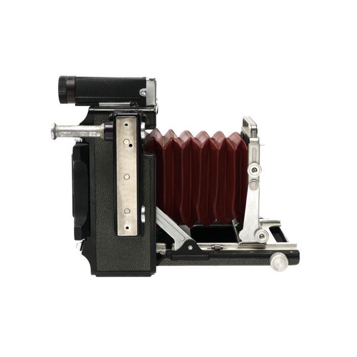 Graflex 2X3 Century Graphic Special, Top Viewfinder, Side Rangefinder
