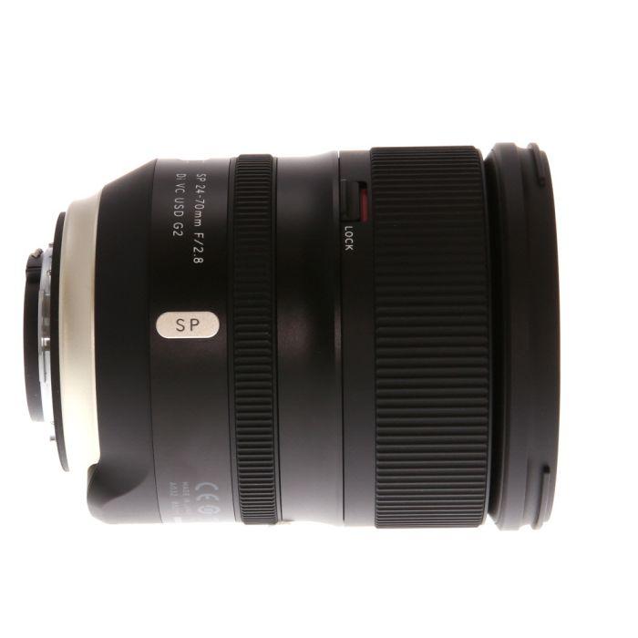 Tamron SP 24-70mm F/2.8 DI VC USD G2 (A032) Autofocus Lens For Nikon {82}