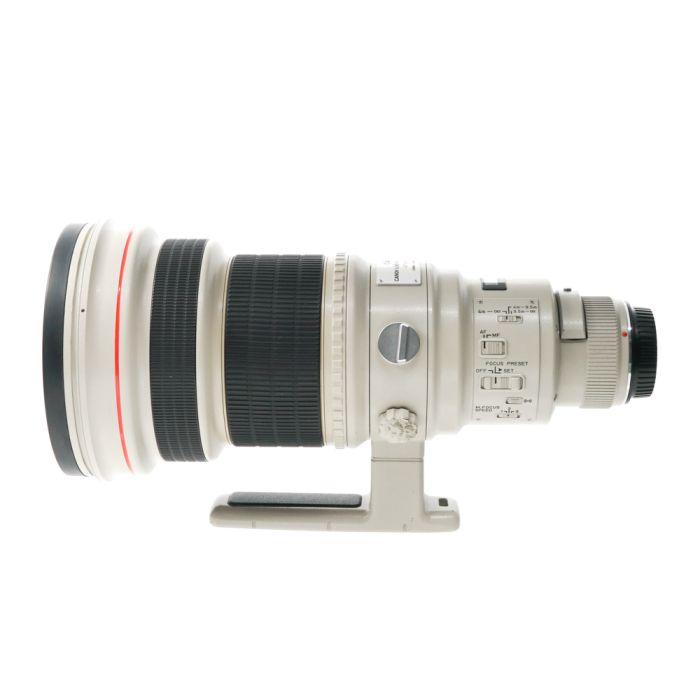 Canon 400mm f/2.8 L II USM EF-Mount Lens {48 Drop-In}