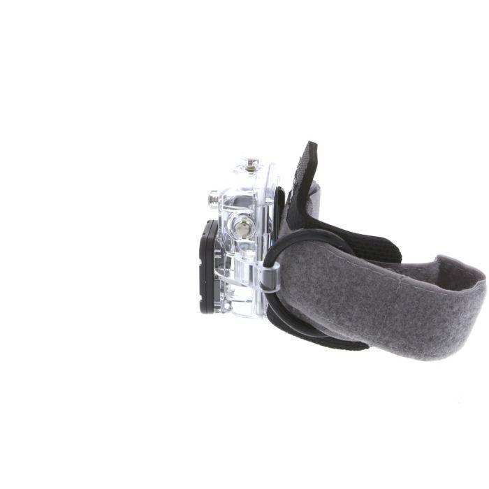 GoPro Wrist Housing with Neoprene/Velcro Wrist Strap (AHDWH-301) (for HERO4, HERO3+, HERO3) Waterproof to 197\'