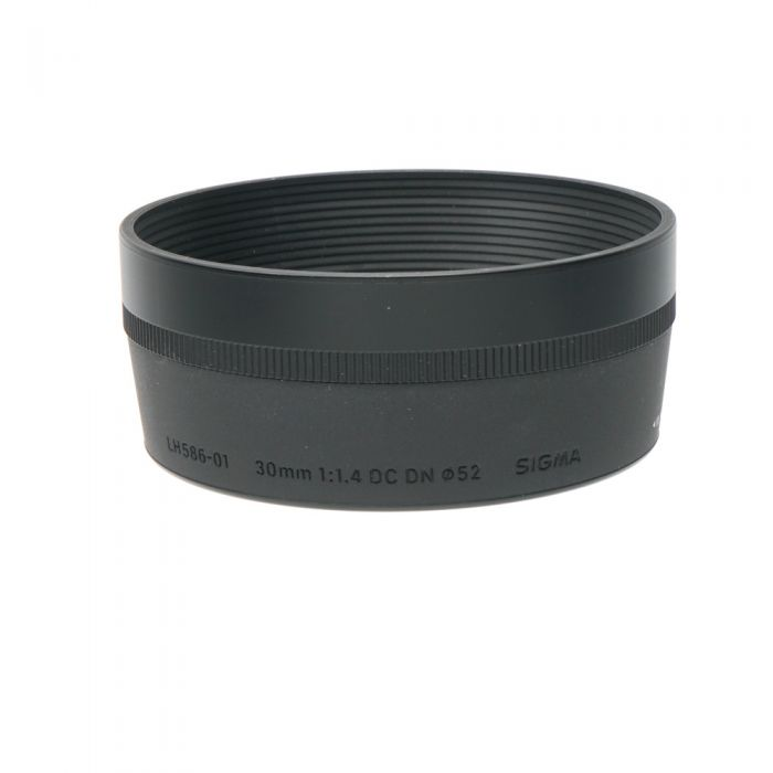 Sigma LH586-01 Lens Hood, for 30mm f/1.4 DC DN Contemporary Lens