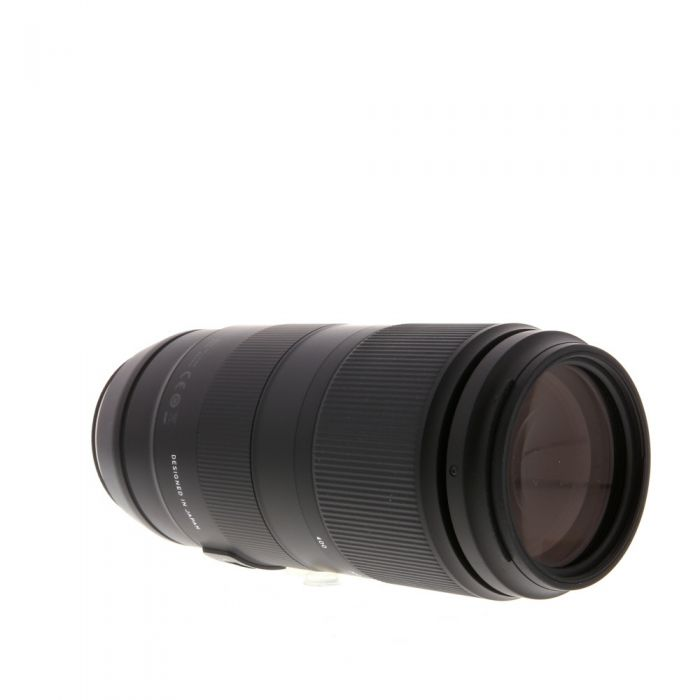 Tamron 100-400mm f/4.5-6.3 DI VC USD Lens for Canon EF-Mount {67} A035